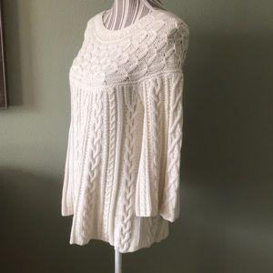 CeCe Sweaters - CeCe sweater cream
